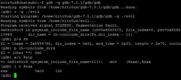 Striking Back GDB and IDA debuggers through malformed ELF