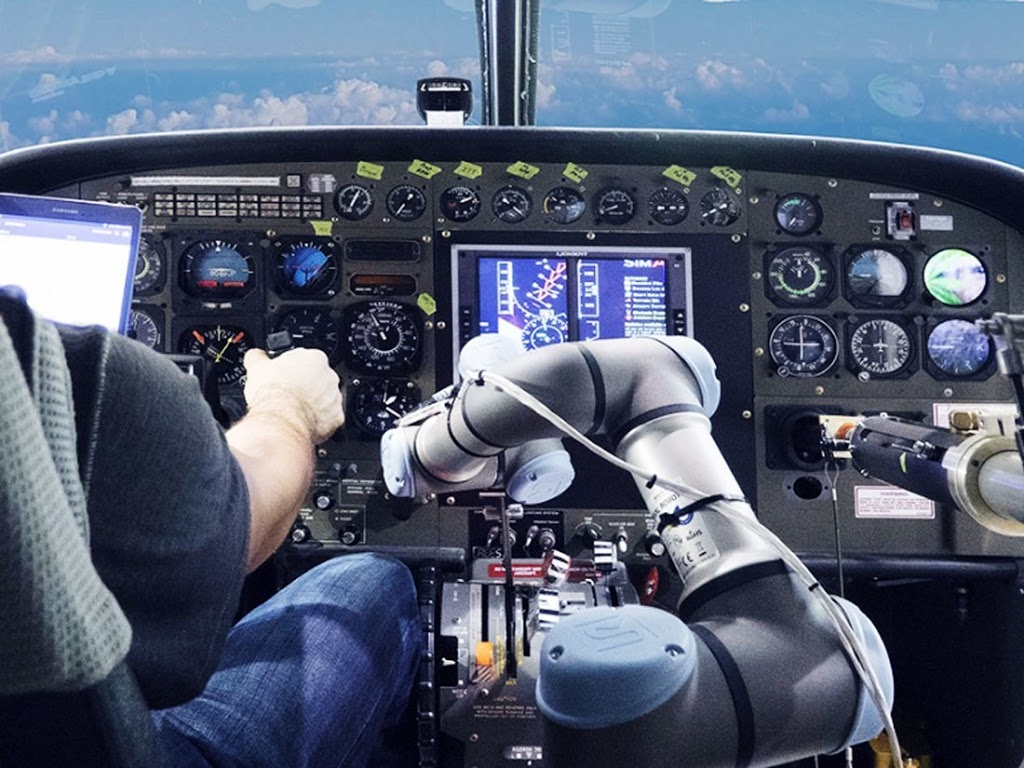 Exploiting Industrial Collaborative Robots | IOActive